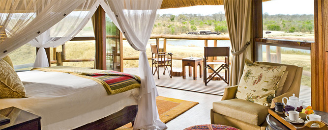 Safari Lodge at Ulusaba